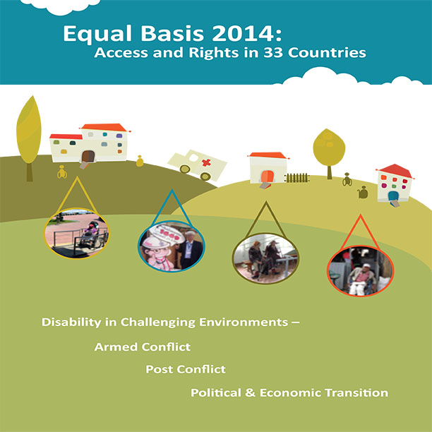 """Equal Basis 2014: Access and Rights in 33 Countries."""